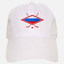 Russian Ice Hockey Flag Baseball Baseball Baseball Cap