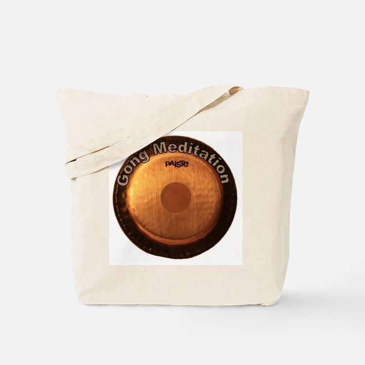 Gong Meditation Paiste Tote Bag