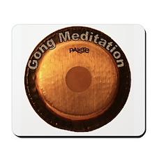 Gong Meditation Paiste Mousepad