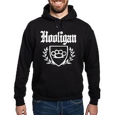 Irish Hooligan Brass Knuckles Crest Hoody