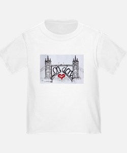 London with love T-Shirt