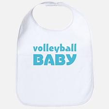 Volleyball Baby Boy Bib
