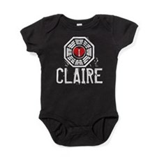 I Heart Claire - LOST Baby Bodysuit