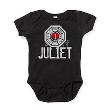 I Heart Juliet - LOST Baby Bodysuit