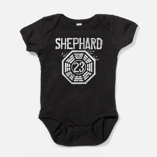 Shephard - 23 - LOST Baby Bodysuit
