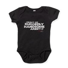 Ruggedly Handsome Baby Bodysuit