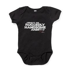 Ruggedly Handsome Baby Bodysuit
