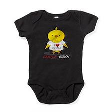 Castle Chick Baby Bodysuit