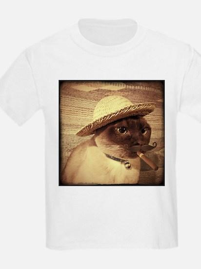 Gato w/Cigar T-Shirt