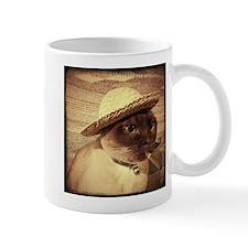 Gato w/Cigar Mug