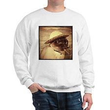 Gato w/Cigar Sweatshirt