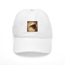 Gato w/Cigar Baseball Cap