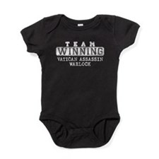 Team Winning - Vatican Assass Baby Bodysuit