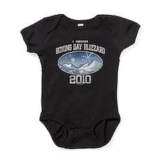 I Survived Boxing Day Blizzar Baby Bodysuit