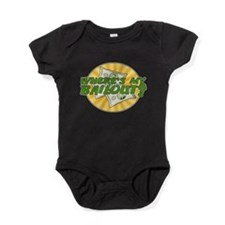 Where's My Bailout? Baby Bodysuit