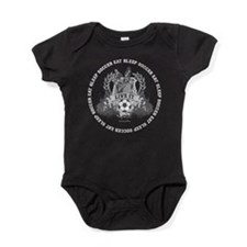 Eat Sleep Soccer Baby Bodysuit