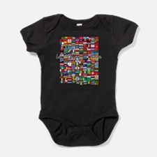 Let the Games Begin Baby Bodysuit
