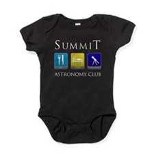 Summit Astronomy Club Baby Bodysuit