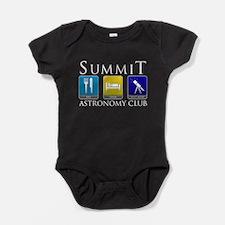 Summit Astronomy Club - Starg Baby Bodysuit