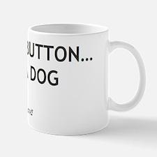 Cute Button Mug