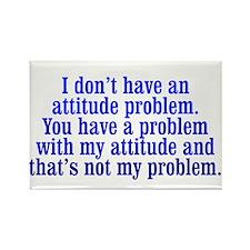 Attitude Problem Rectangle Magnet