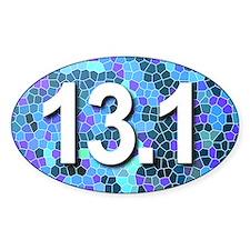 Super Unique 13.1 BLUE Decal