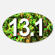 Super Unique 13.1 GREEN Decal
