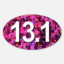 Super Unique 13.1 PINK Decal