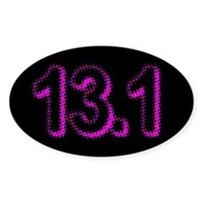 Super Unique 13.1 POP ART PINK Decal
