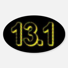 Super Unique 13.1 POP ART YELLOW Decal
