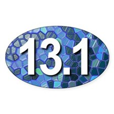Super Unique 13.1 BLUE Decal