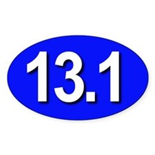 13.1 Decal BLUE Decal