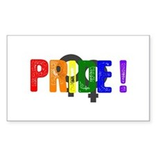 Pride, Double Female Symbols Decal