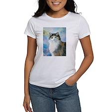 Cat 572 Calico T-Shirt