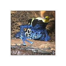 Unfriendly Frog Sticker