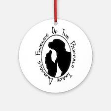 FoBTA logo Ornament (Round)