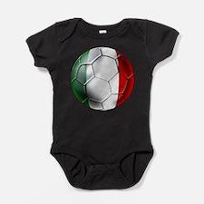 Italy Italia Football Baby Bodysuit