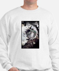 All Hallows Witch Sweatshirt