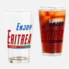 Eritrea Designs Drinking Glass