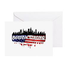 Boston Strong Greeting Card
