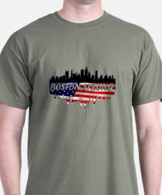 Boston Strong Marathon T-Shirt