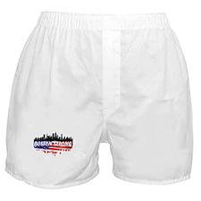Boston Strong Marathon Boxer Shorts