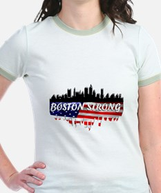 Boston Strong Marathon T