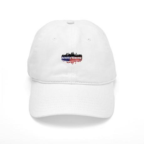 Boston Strong Marathon Cap