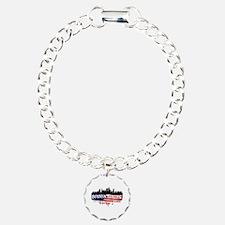 Boston Strong Marathon Bracelet