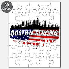 Boston Strong Marathon Puzzle