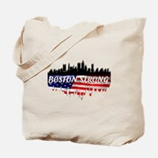Boston Strong Marathon Tote Bag