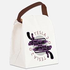 Tesla 2.0 Canvas Lunch Bag