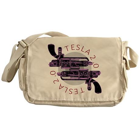 Tesla 2.0 Messenger Bag