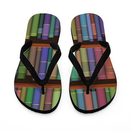 Librarian Book Lover Flip Flops